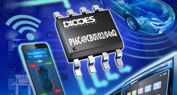 Clock buffer ICs offer low jitter, skew, power consumption