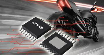 4-channel LED driver reduces PCB area and design effort