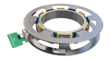 Hall sensor for safety-critical automotive torque-sensing applications