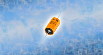 TDK extends its axial aluminium polymer electrolytic capacitor range for automotive applications