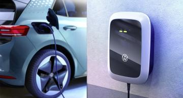 """Volkswagen rolls out """"e-car charger for everyone"""""""