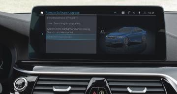 BMW announces major update for its OS7 operating system