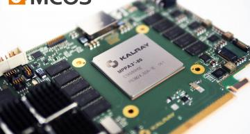 RTOS gets maximum performance out of Kalray AI processor