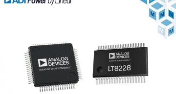 Bidirectional buck/boost controllers target 12/48V automotive systems