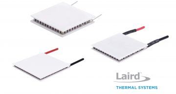 Thermoelectric coolers deliver active cooling for electronic systems