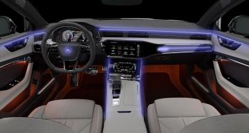 RGB LED driver brings smart interior lighting to the car