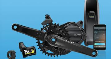 Advanced drive platform tackles mountain bike makers