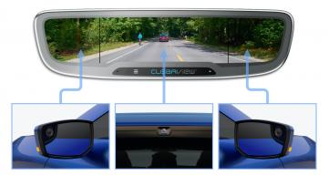 Magna to debut camera / mirror system