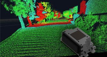 Continental acquires stake in lidar expert AEye