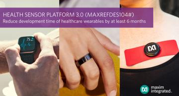 Sensor platform slashes development time of healthcare wearables