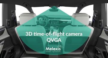 Time-of-flight sensor has QVGA resolution