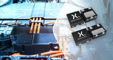 CAN-FD protection diodes excel in ESD performance