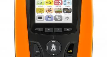 Portable tester for EV charging