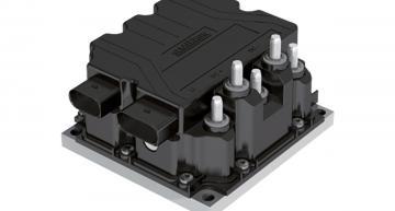 Inverter platform targets low-voltage vehicles