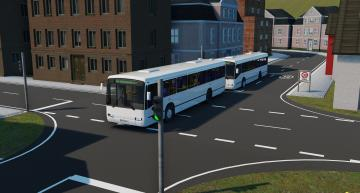 Researchers test platooning for more flexible public transport
