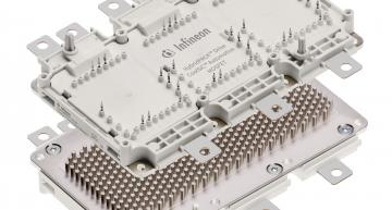 CoolSiC sixpack targets traction applications
