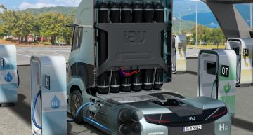 Fuel cell a useful complement to battery-electric drives, study says