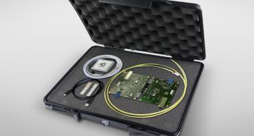 Evaluation kit speeds vehicle optical gigabit developments