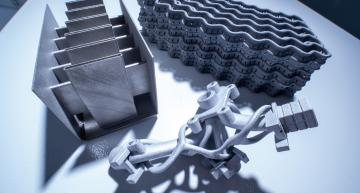 """Faster development of complex parts through """"3D printing-as-a-service"""""""