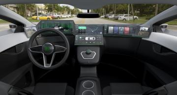 Software tool for developers of intelligent automotive cockpits