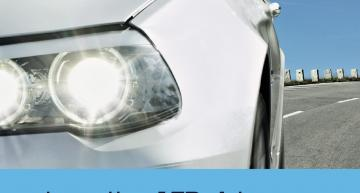 Highly integrated, flexible LED driver targets automotive applications