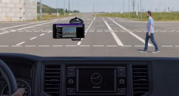 HERE, Porsche, Vodafone develop 5G real-time traffic warning system