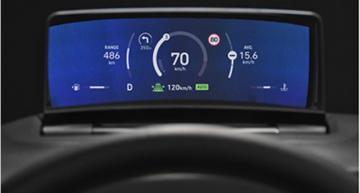 Hyundai Mobis integrates head-up display, instrument cluster
