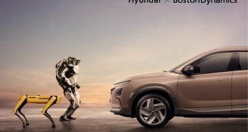 Hyundai Motor Group acquires Boston Dynamics