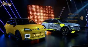 Renault met le turbo dans les VE et la mobilité électrique