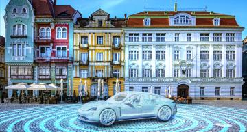 Porsche Engineering launches R&D branch in Romania