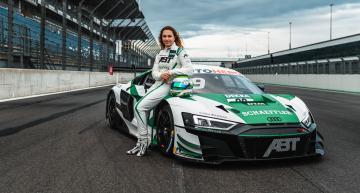 Schaeffler establishes steer-by-wire in DTM racing series