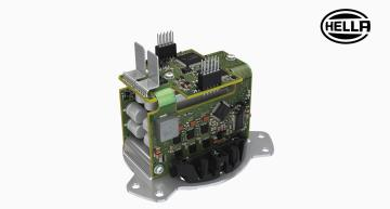 Steering control ECU is fail operational for automated driving