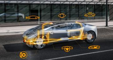 Continental reports progress in the development of server-based vehicle architectures