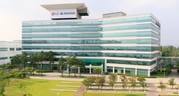 LG, Magna launch electric drive JV