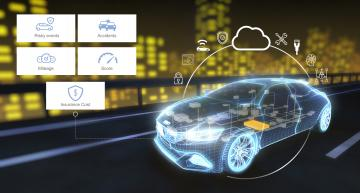 Computer platform enables insurance companies to view vehicle data