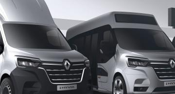 Renault launches hydrogen JV, announces H2 light trucks