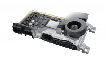 ZF shows high-performance computer at IAA