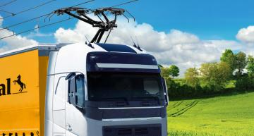Siemens, Conti join forces for overhead power for trucks