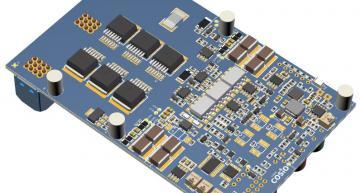 HV circuit breaker reference design targets EV