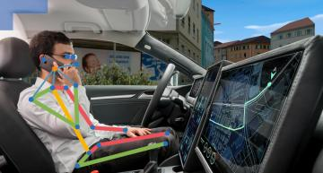 Activity detection in the vehicle interior takes privacy into account