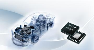 Highly accurate, cost-effective pressure sensor for automotive applications