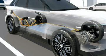 IAV develops modular platform for battery electric vehicles