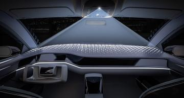 Overhead light console brings design flexibility to interior lighting