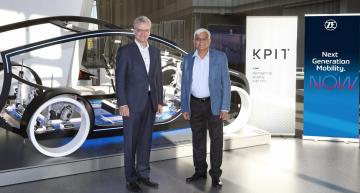 KPIT, ZF join forces for automotive middleware