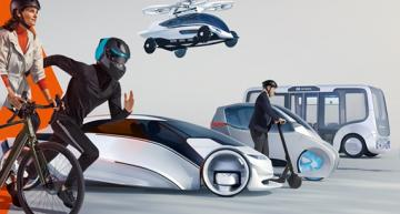 IAA Mobility reflects technical and social upheaval