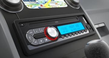 DAB+ radio has established as standard in new European cars