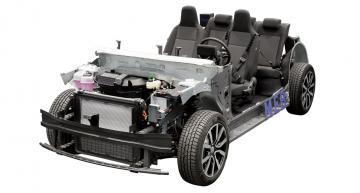 Volkswagen MEB traction matrix