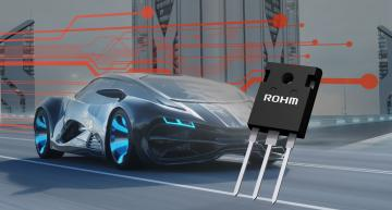 Rohm extends lineup of Automotive-grade SiC MOSFETs