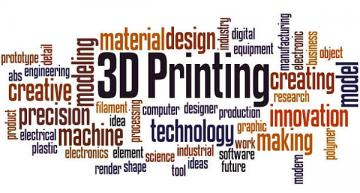 3D printing global market forecast