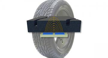 Real-time tire tread wear measurement Tyrata IntelliTread